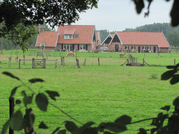 Typisch Saksi boerderij