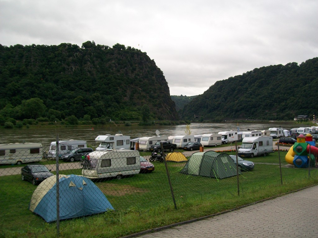 Camping Lorely, Sankt Gore