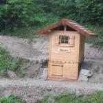 Het bio-toilet