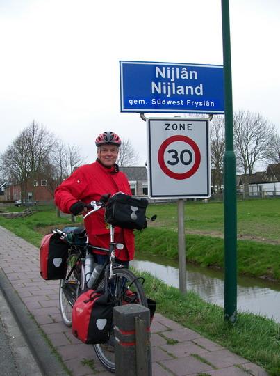 Mijn eigen dorp in Friesland