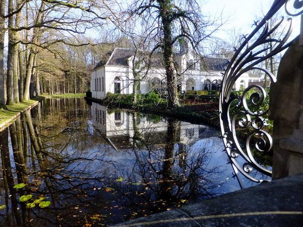 Kasteel Welna op de Noord Veluwe