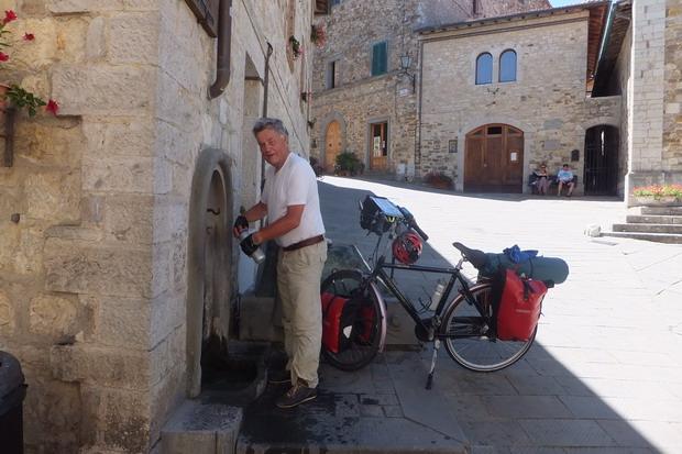 Water: De koelvloeistof' voor de fietser.