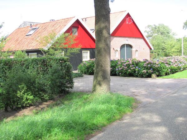 Boerderij in 't Woold bij Winterswijk.