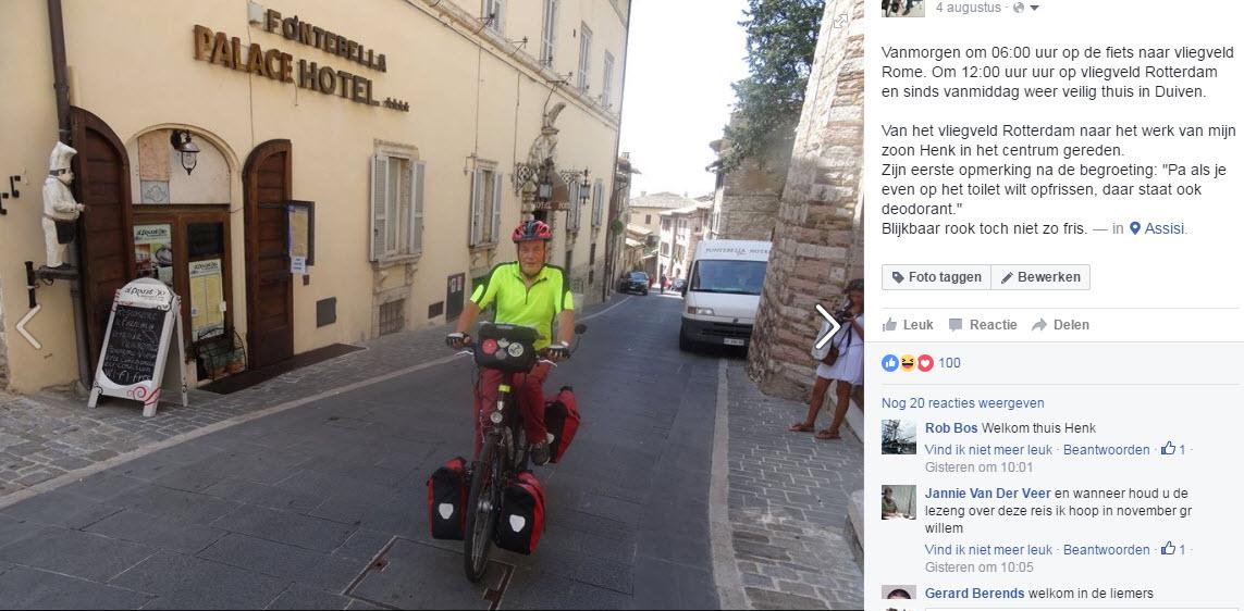 de hoop fietsen