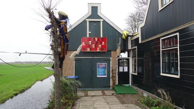 Het Sinterklaasmuseum in Westzaan