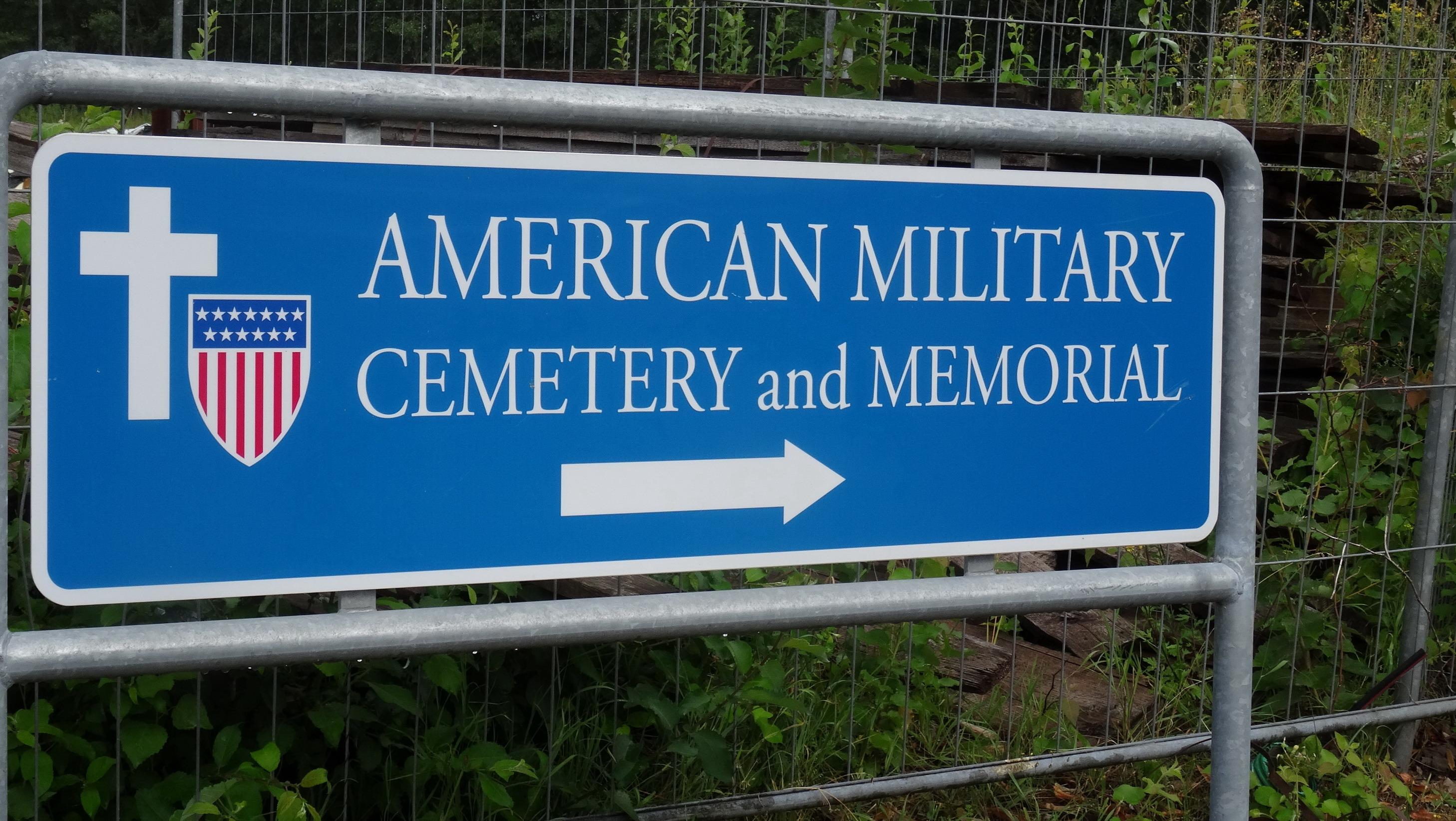 Amerikaanse militaire begraafplaats in Luxemburg